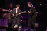 Chris Carmack and Sam Palladio perform at Grand Ole Opry House on March 25, 2018 in Nashville, Tennessee.