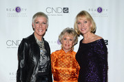 (L-R) Jan Arnold, Tippi Hedren and Lynelle Lynch attend 2013 Legacy of Style Award Ceremony at The Peninsula Hotel on September 23, 2013 in Beverly Hills, California.