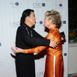 Tippi Hedren and Kieu Chinh Photos