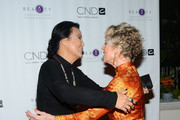 Tippi Hedren and Kieu Chinh Photos Photo