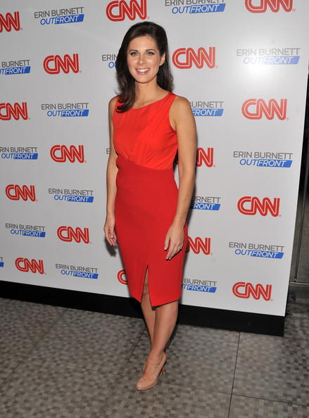Erin Burnett Engaged Update Pictures Erin Burnett Zimbio