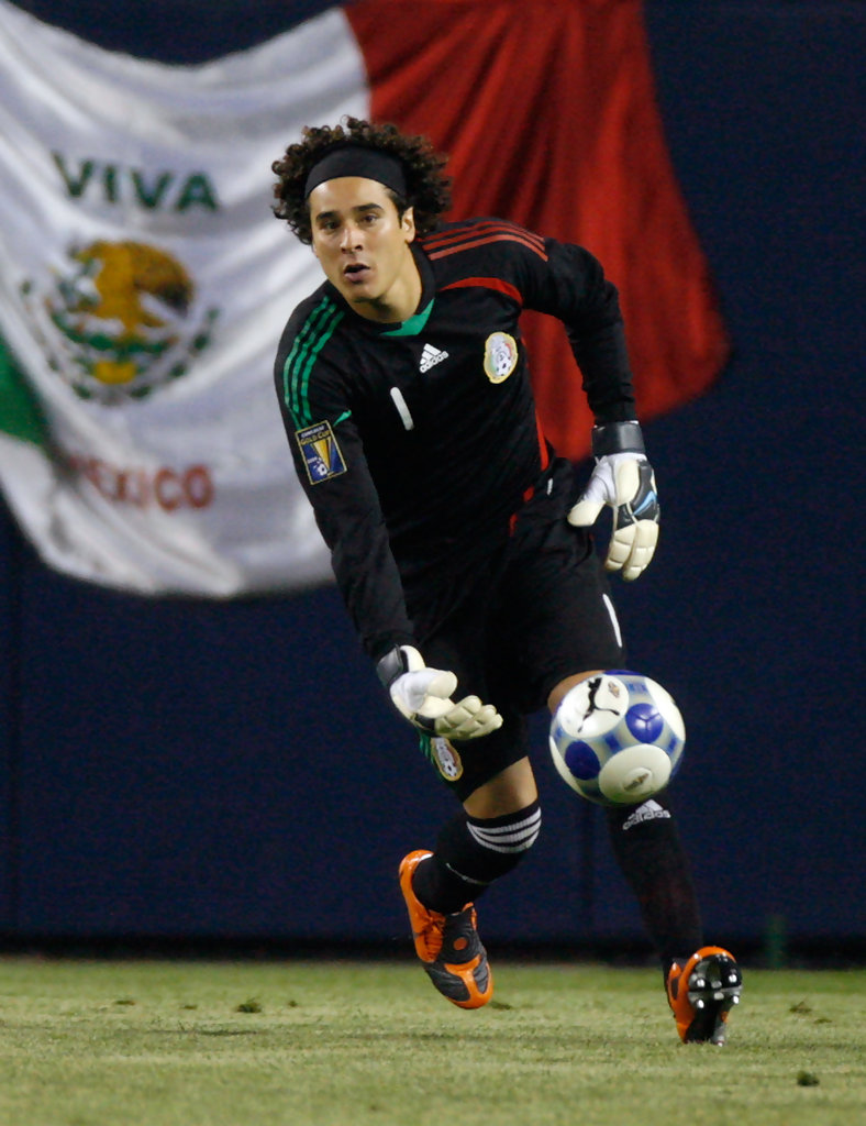 Guillermo ochoa photos photos concacaf cup semi finals - Guillermo ochoa wallpaper ...
