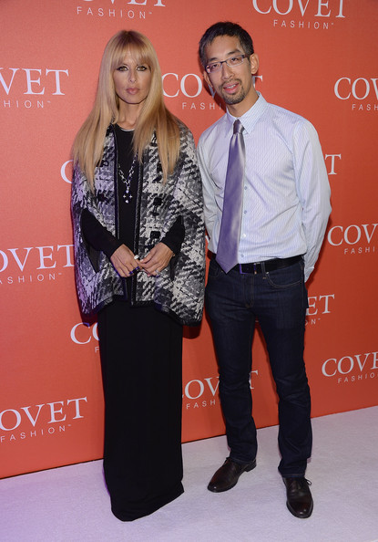 Jeffrey Tseng In Celebs At The Covet Fashion Launch Event Zimbio