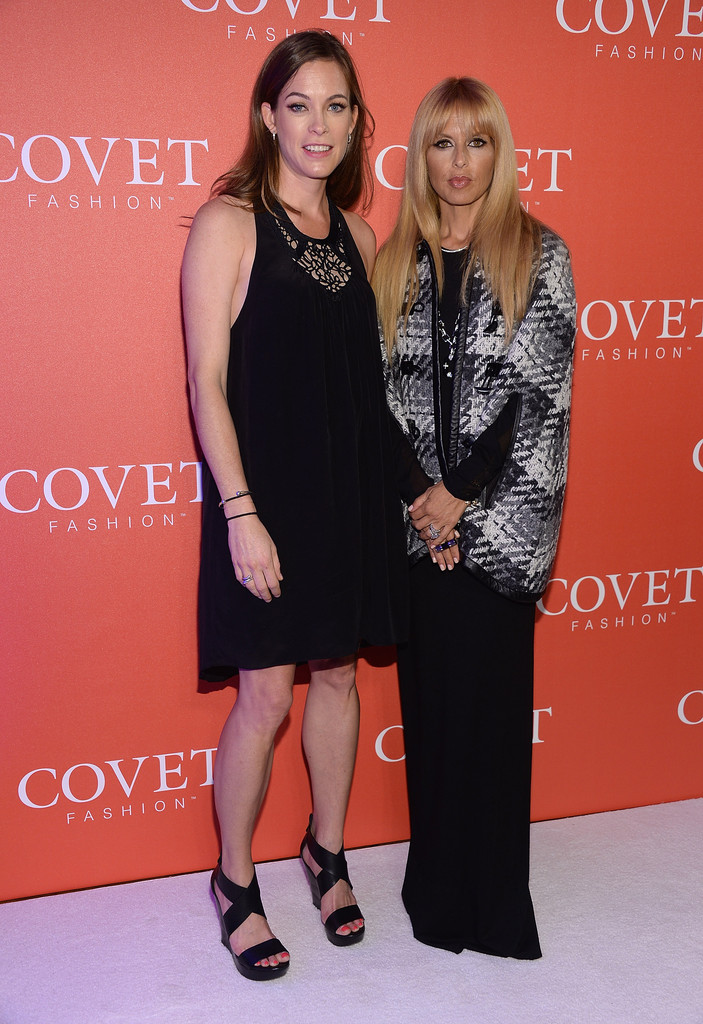 Celebs At The Covet Fashion Launch Event Zimbio