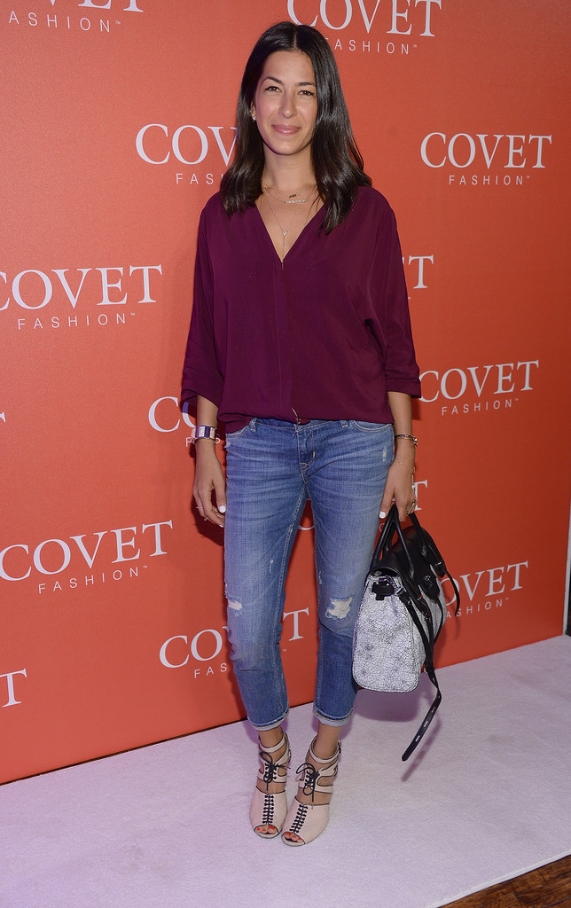 Rebecca Minkoff In Celebs At The Covet Fashion Launch Event Zimbio