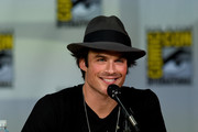 "CW's ""The Vampire Diaries"" Panel - Comic-Con International 2014"