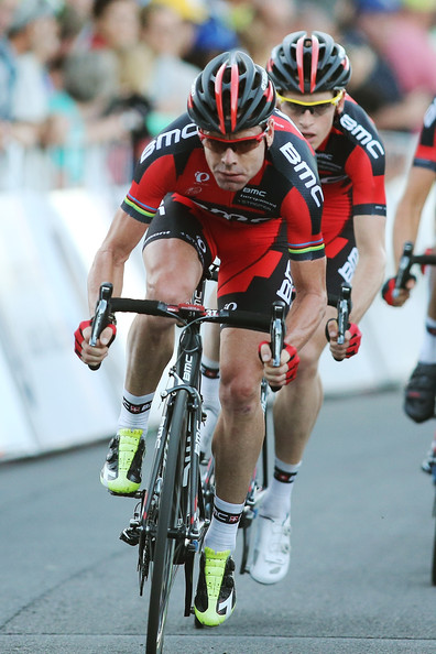 Cadel Evans Pictures - 2014 Tour Down Under