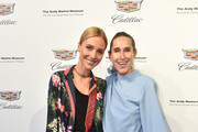 Viktoria Rader and Annette Weber attend the Cadillac House Opening at Deutsches Museum on July 13, 2017 in Munich, Germany.
