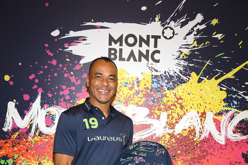 Cafu Montblanc Partners For Laureus Awards 2019 - Day Two : Photocall