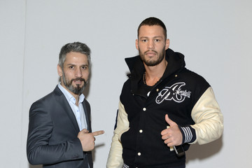 Cagan Atakan Arslan VIP Guests at Istanbul Fashion Week