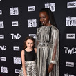 Cailey Fleming Special Screening Of AMC's 'The Walking Dead' Season 10 - Arrivals