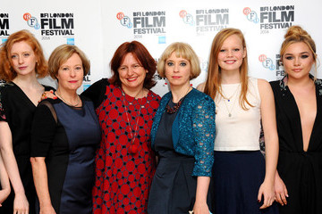 "Cairo Cannon ""The Falling"" - World Premiere Red Carpet Arrivals - 58th BFI London Film Festival"