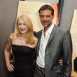 Patricia Clarkson and Alexander Siddig