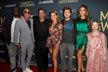 """Caitlin Carmichael Sistine Rose Stallone Los Angeles Special Screening Of Lionsgate's """"Midnight In The Switchgrass"""" - Red Carpet"""