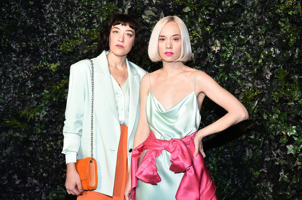 Alice + Olivia By Stacey Bendet - Arrivals - February 2020 - New York Fashion Week: The Shows
