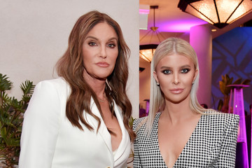 Caitlyn Jenner Pre-GRAMMY Gala And GRAMMY Salute To Industry Icons Honoring Clarence Avant – Inside