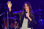 Caitlyn Jenner Attends Culture Club's Performance at the Greek Theatre