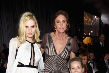Caitlyn Jenner 25th Annual Elton John AIDS Foundation's Oscar Viewing Party - Inside