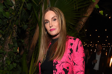 Caitlyn Jenner 2017 GQ Men of the Year Party - Inside