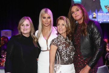 Caitlyn Jenner Steven Tyler's 2nd Annual Grammy Awards Viewing Party To Benefit Janie's Fund Presented By Live Nation - Inside