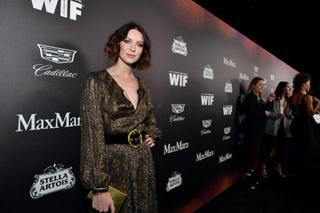 Caitriona Balfe 13th Annual Women In Film Female Oscar Nominees Party presented by Max Mara, Stella Artois, Cadillac, and Tequila Don Julio, with additional support from Vero Water - Red Carpet