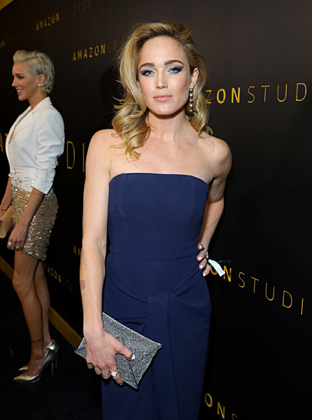 Amazon Studios Golden Globes After Party - Red Carpet