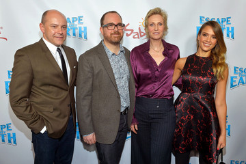 "Cal Brunker ""Escape From Planet Earth"" Premiere Presented By The Weinstein Company In Partnership with Sabra"