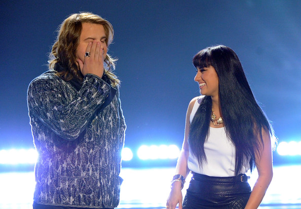 jena irene dating caleb Caleb johnson and jena irene advanced to the american idol finals they sing a medley of hits in this fun video.