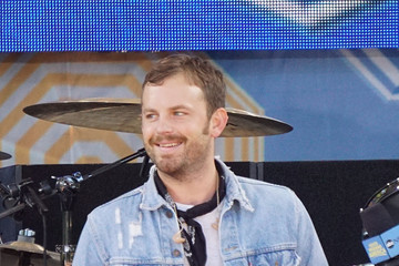Caleb Followill Zedd Performs on 'GMA'