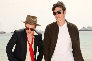 Caleb Landry Jones 'Queen & Country' Photo Call at Cannes