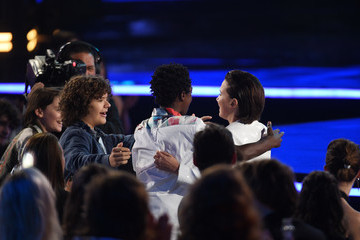 Caleb McLaughlin 2017 MTV Movie And TV Awards - Show