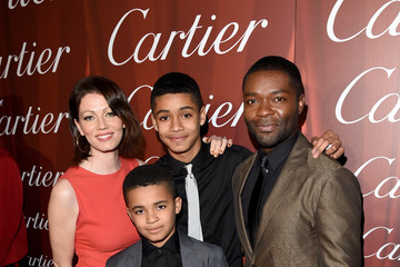 Caleb Oyelowo Arrivals at the Palm Springs International Film Festival Awards Gala