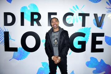 Caleeb Pinkett DIRECTV Lodge Presented By AT&T Hosted 'Hala' Party At Sundance Film Festival 2019