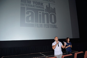 "Calixto Chinchilla HBO Latino ""Profugos"" Screening Event At New York International Latino Film Festival"