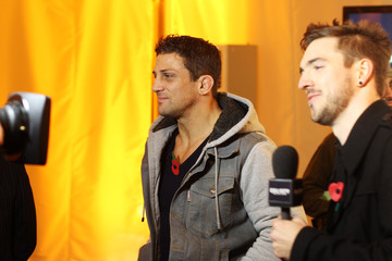 Alex Reid Call Of Duty: Black Ops - Launch Party Arrivals