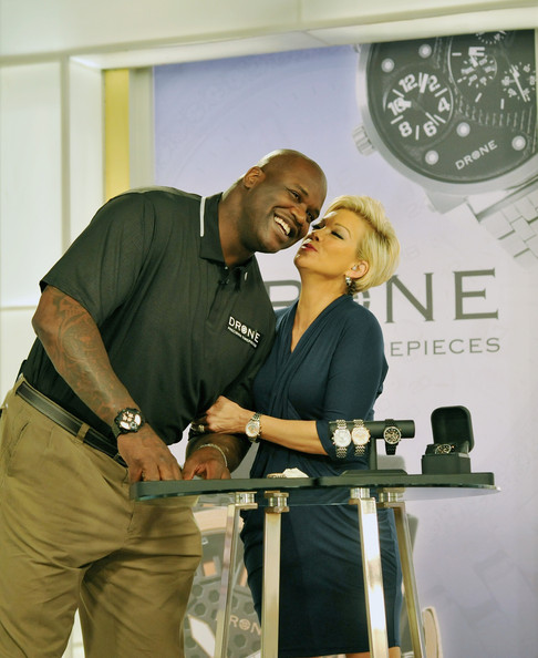debuts his DRONE watch collection with host Callie Northagen at HSN