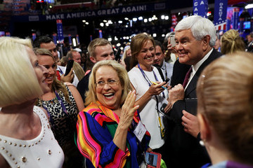 Callista Gingrich Republican National Convention: Day Four