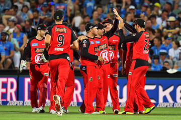 Callum Ferguson Big Bash League - Strikers v Renegades