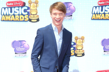 Calum Worthy 2014 Radio Disney Music Awards - Arrivals