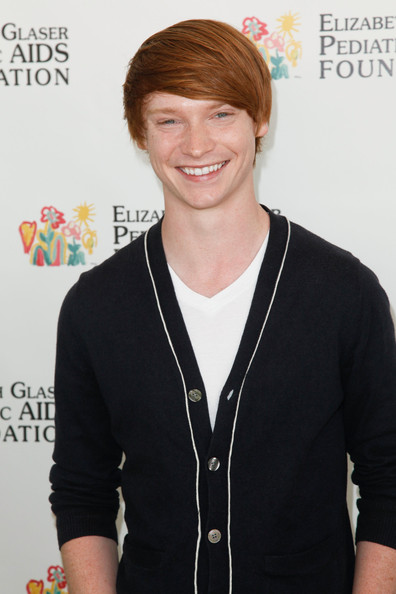 "Calum Worthy - Elizabeth Glaser Pediatric AIDS Foundation's 23rd Annual ""A Time For Heroes"" Celebrity Picnic - Arrivals"