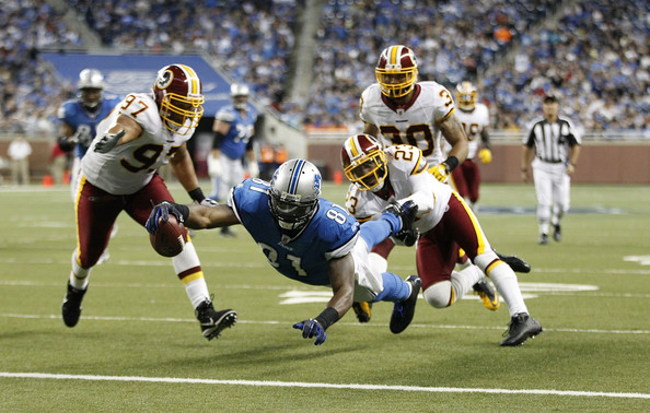 calvin johnson lions scores - photo #12