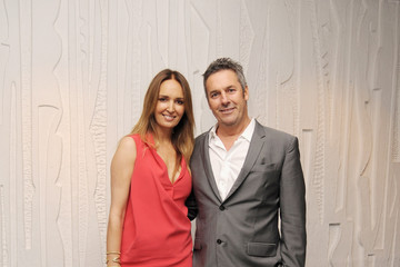 Gail Elliot Calvin Klein Collection Hosts Dinner to Celebrate The New Home of London's Design Museum