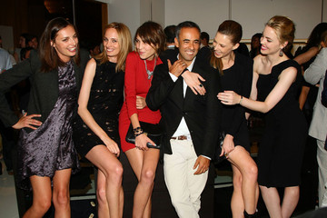 Kathryn Neale Calvin Klein Collection Shop Opening At Saks Fifth Avenue