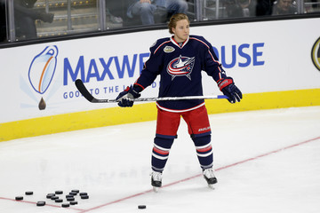 Cam Atkinson 2017 Coors Light NHL All-Star Skills Competition