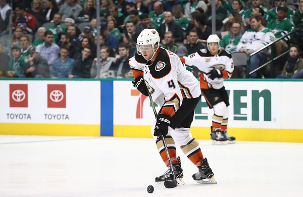 Anaheim Ducks v Dallas Stars