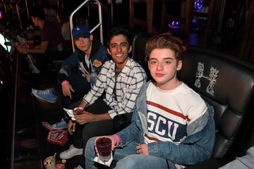 Cameron Boyce Call It Spring Oakes Over HYDE Lounge to Host Young Hollywood's Finest for the Lakers vs. Warriors NBA Game
