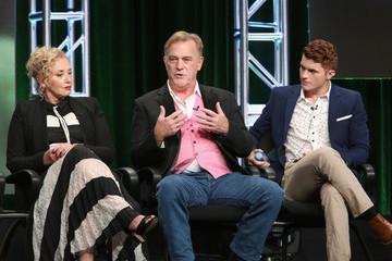 Cameron Bruce SundanceTV TCA Panel for 'Rectify'
