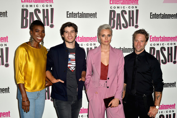 Entertainment Weekly Comic-Con Celebration - Arrivals