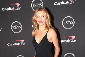 Cameron Diaz Backstage at the ESPYS