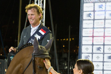 Cameron Hanley International Monte-Carlo Jumping Day 3